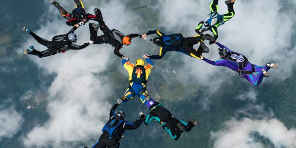 Is Skydiving A Sport? | Skydive Orange