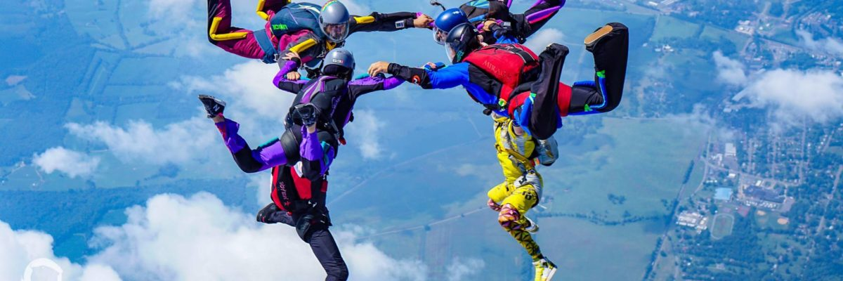 What Is Safer Skydiving Or Driving Skydive Orange