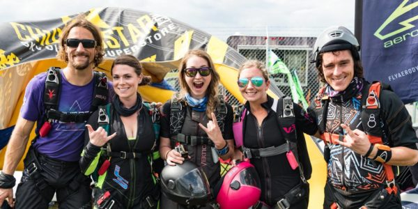 Why Skydiving Is Great for Corporate Groups | Skydive Orange