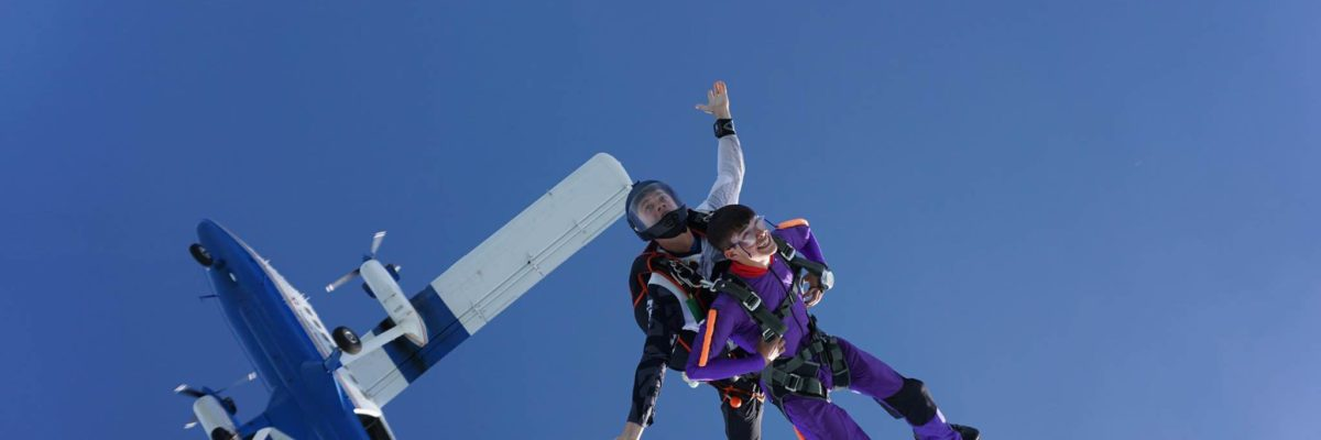 Skydiving: Why It's Different Than What You Think   Skydive Orange