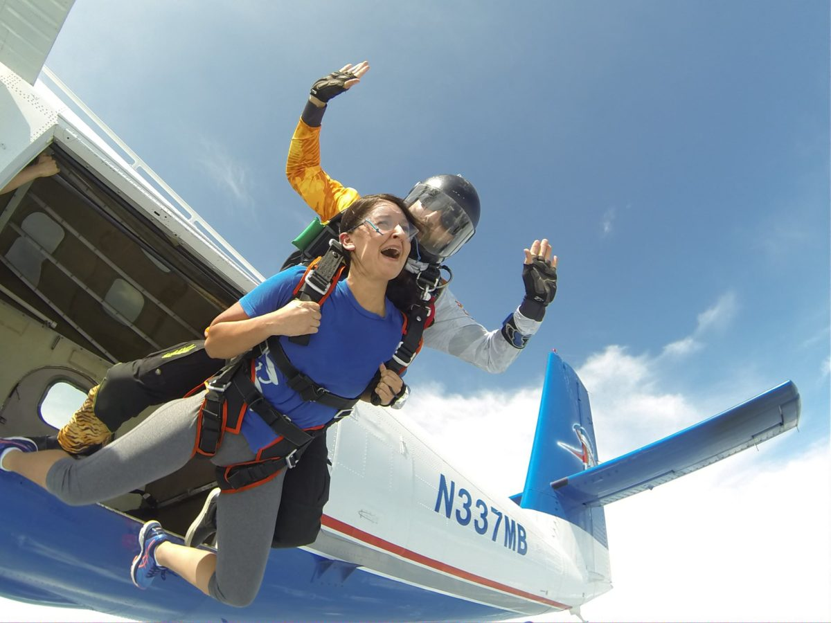 Why Planes Make All the Difference   Skydive Orange