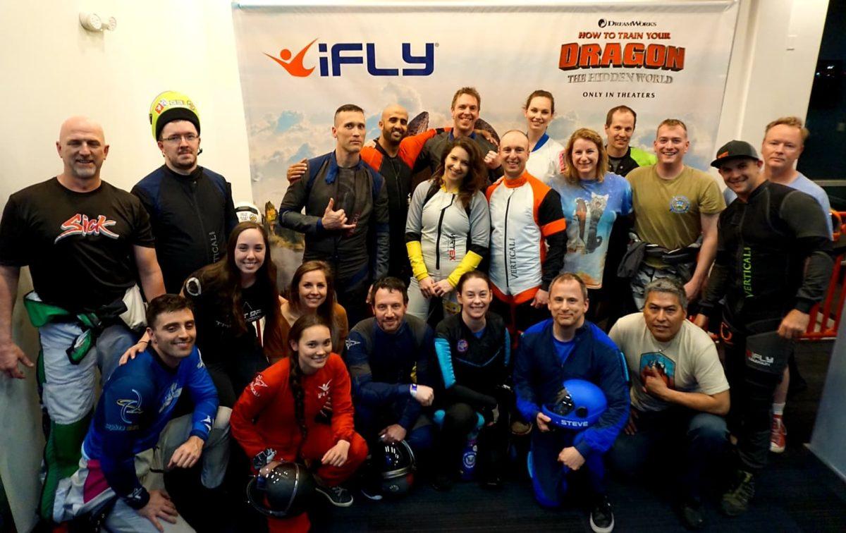 Orange Crush MFS Team | Skydive Orange