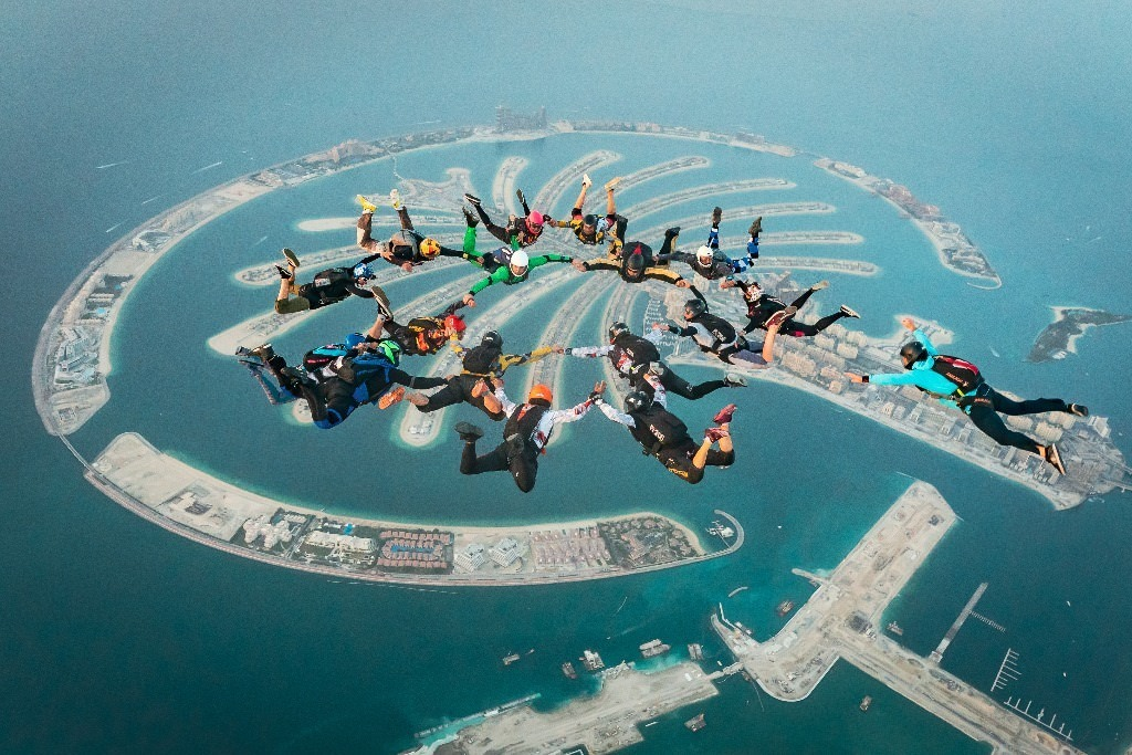 Image Skydive Dubai | Get Ready For Skydiving Season | Skydive Orange