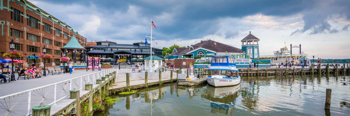 Alexandria Virginia Waterfront