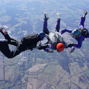 Skydiving Licenses Explained   Skydive Orange