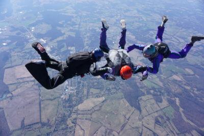 Skydiving Licenses Explained | Skydive Orange