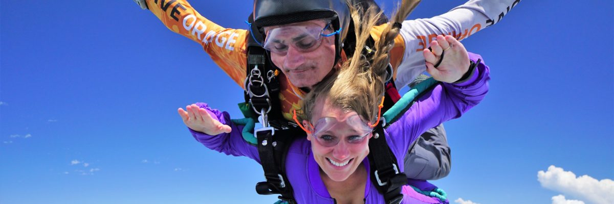 What Can I do With Each Skydiving License | Skydive Orange