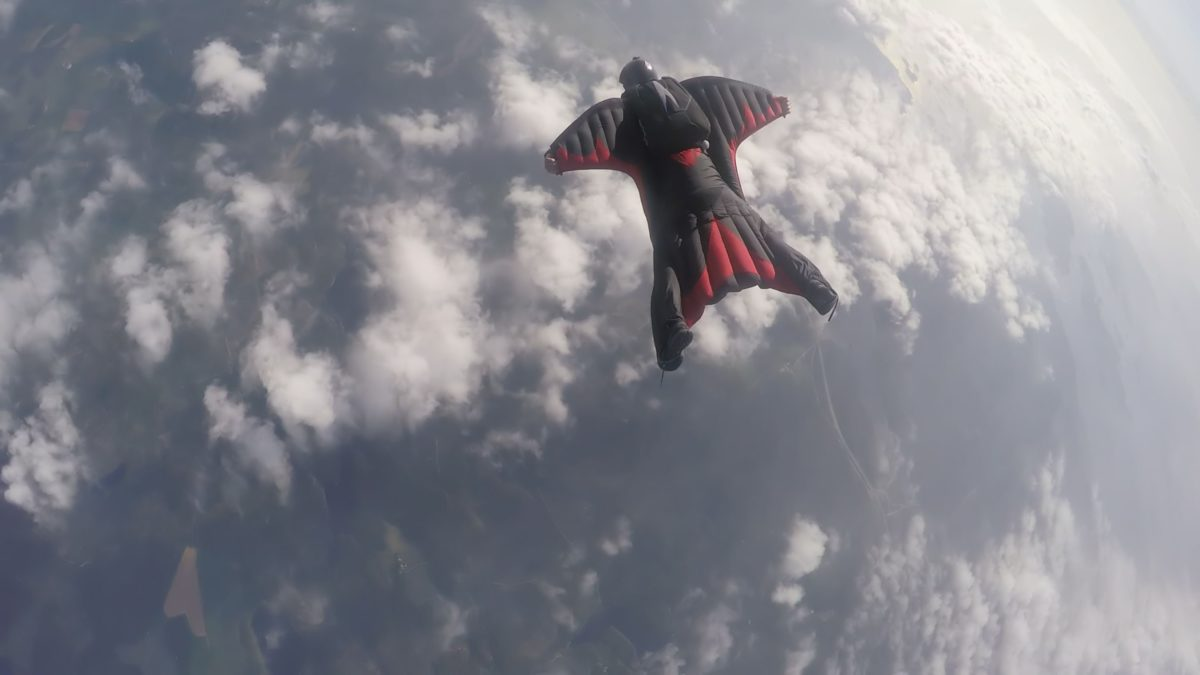 How To Get Into Wingsuiting   Skydive Orange