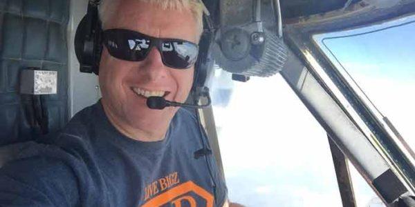 Skydive Orange Pilot ERIC HEINSHEIMER