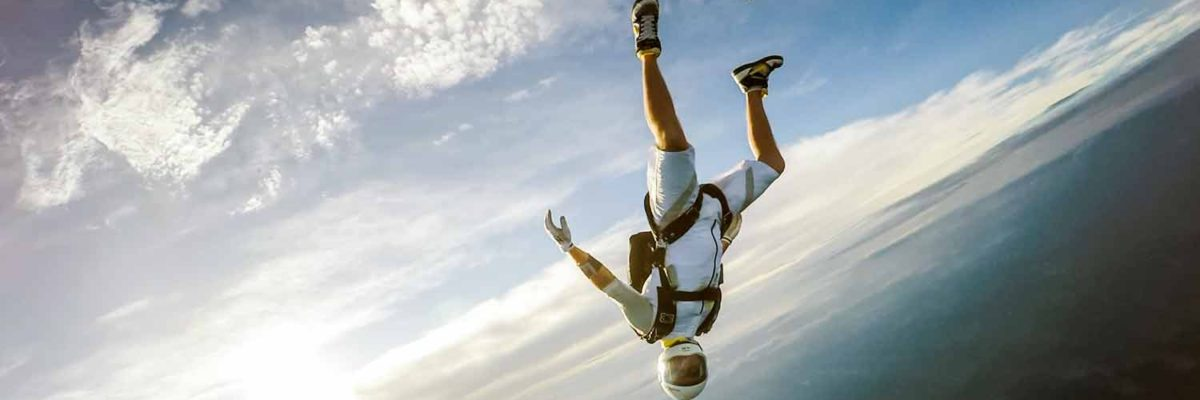 Fun Jumper skydiving at Skydive Orange in Virginia