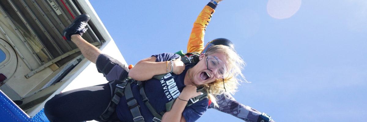 The Art Of Keeping Calm | Skydive Orange