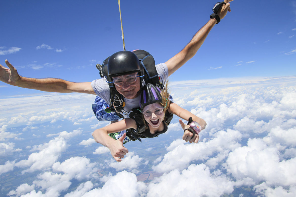 How Much Does It Cost To Go Skydiving in Virginia? | Skydive Orange