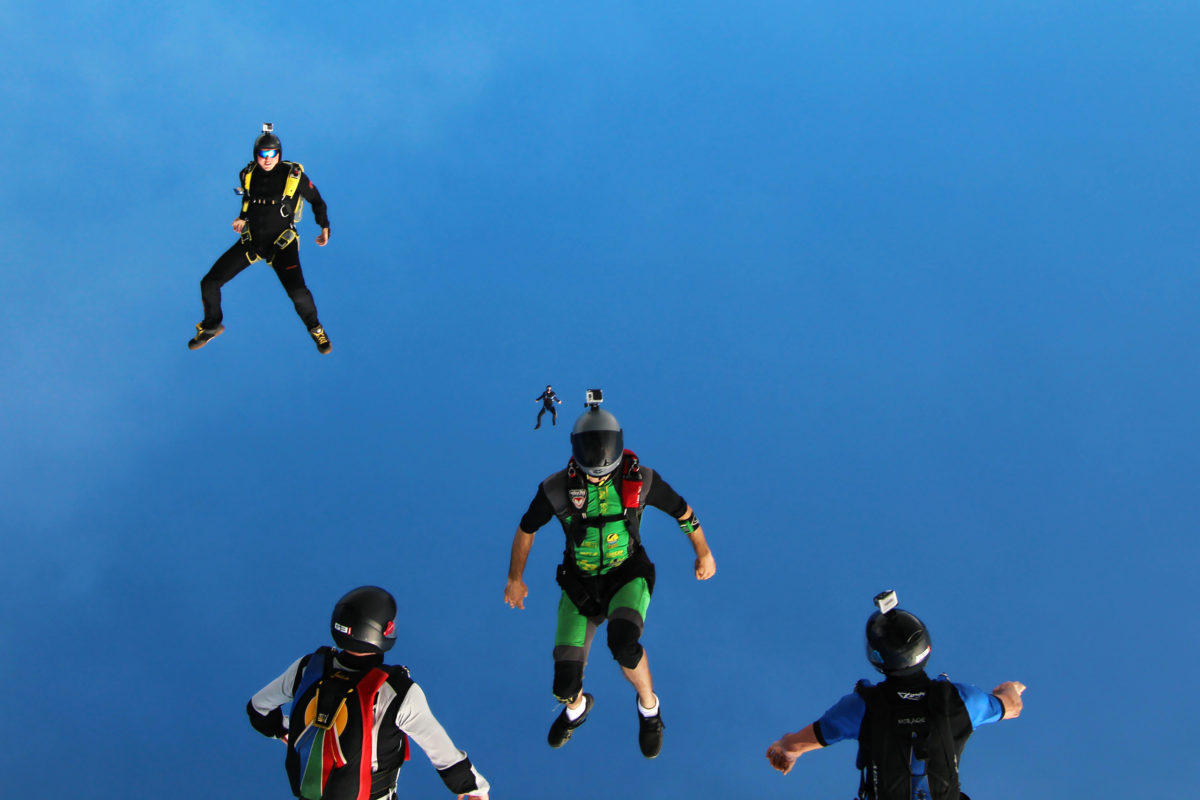 Which is Safer, Skydiving or SCUBA Diving?