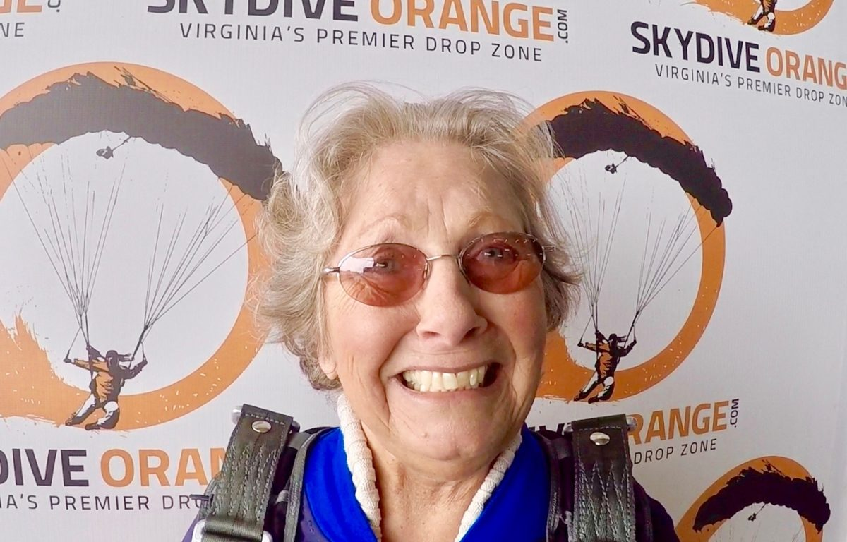 Jenith Hodge | Skydive Orange