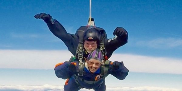 How To Prepare for Your First Tandem Jump