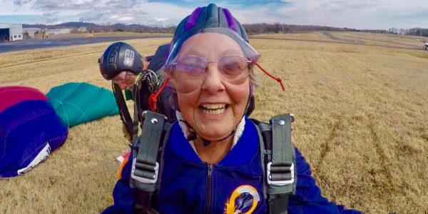 Jenith Hodge | Skydive Orange