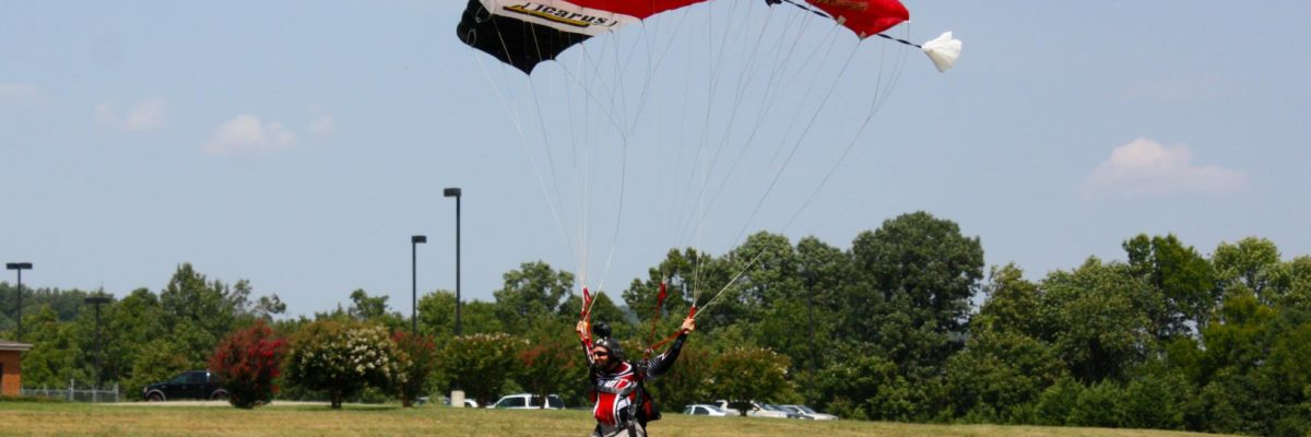 All About the Parachute | Skydive Orange