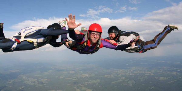 How To Become a Professional Skydiver | Skydive Orange