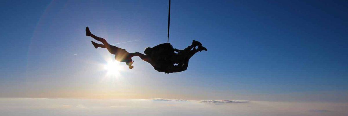 HALO Tandem Skydive at Skydive Orange