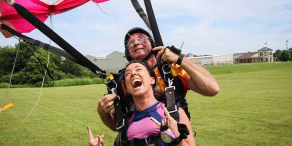 New Goals for a New Decade | Skydive Orange