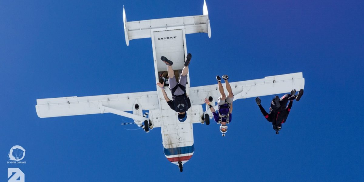 Skydiving Weight Limits | Skydive Orange