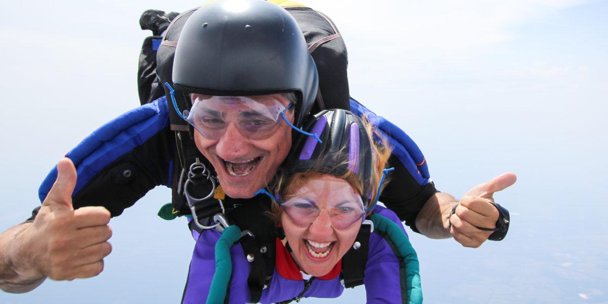 Mario Ripa | Skydive Orange