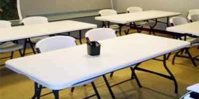 Training Classrooms at Skydive Orange