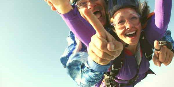 Spring Break Skydiving at Skydive Orange