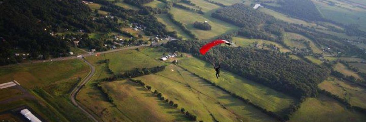 Skydivers Have 2 Parachutes | Skydive Orange
