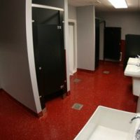 Skydive Orange Bathrooms