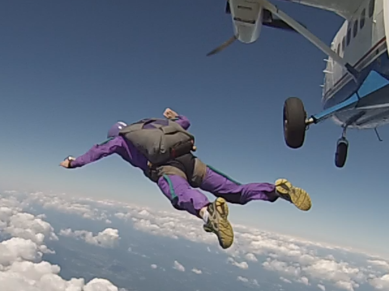 How Currency & Repetition Build Confidence in Skydiving | Skydive Orange
