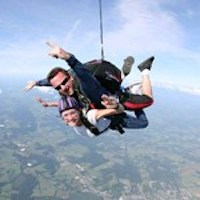 Bryan Harrell Skydive Orange Instructor