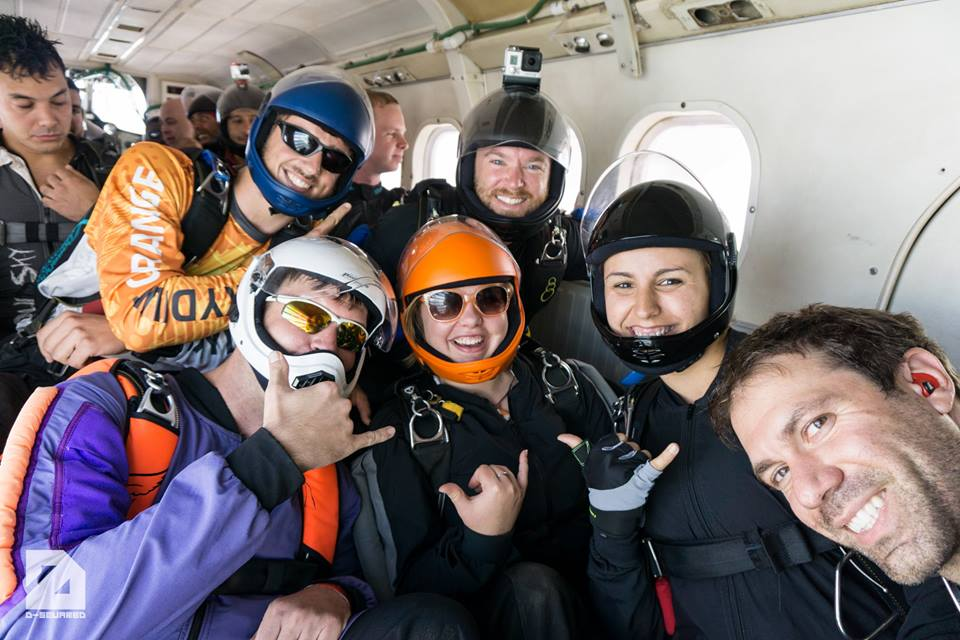BUILDING COMMUNITY WITH SKYDIVING EVENTS | Skydive Orange