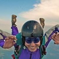 Christina Tacoronti Skydive Orange Staff