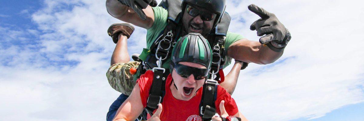 Staff Spotlight: OJ Ford | Skydive Orange