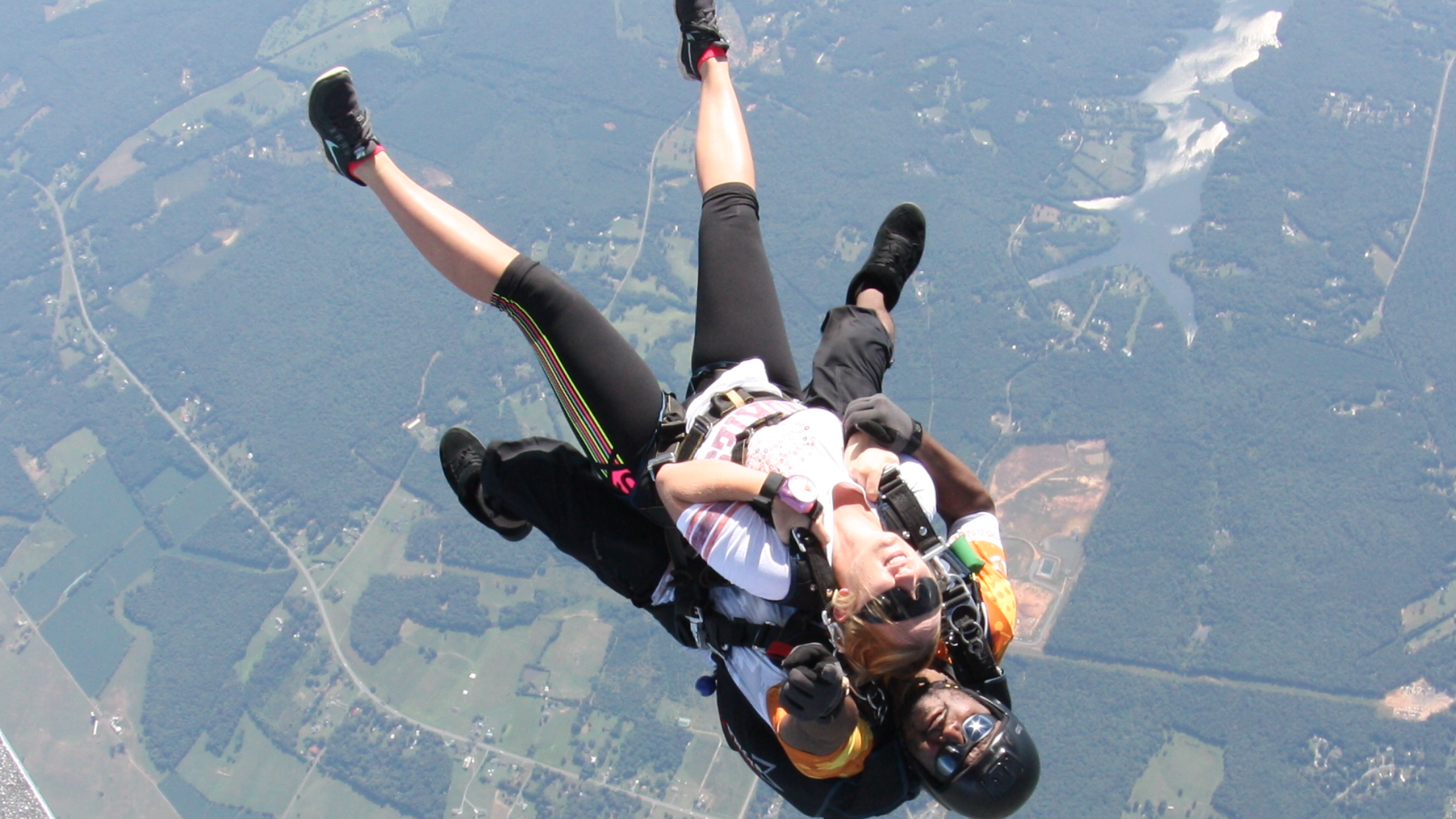 Is Skydiving Like A Workout? | Skydive Orange