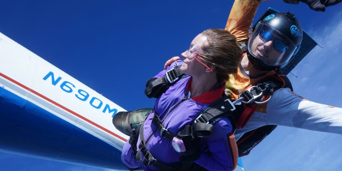 How Our Skydiving School Is Different | Skydive Orange