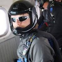 Jon Stotts Skydive Orange Staff