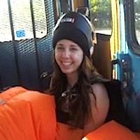 Monica Noncheva Skydive Orange Staff
