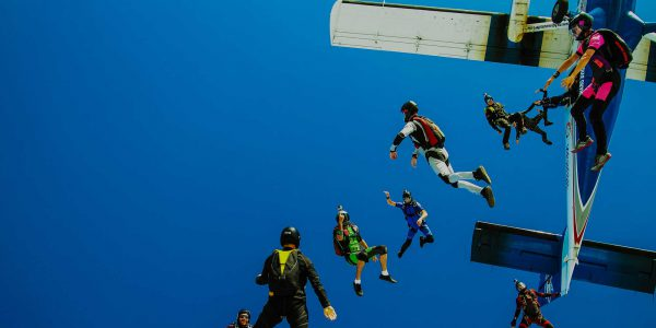 Do People Pass Out, Pee Their Pants, Scream or Puke Skydiving | Skydive Orange