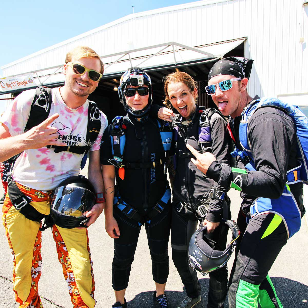 How To Beat The Burnout | Skydive Orange