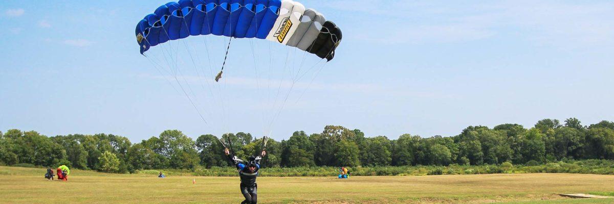 skydiving equipment basis | skydive orange