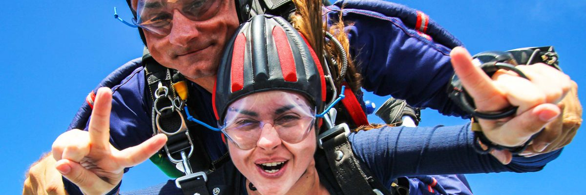 SKydiving Anxiety | Skydive Orange