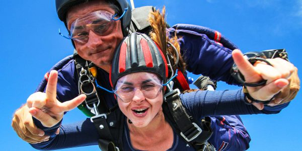 SKydiving Anxiety | Skydive Orange