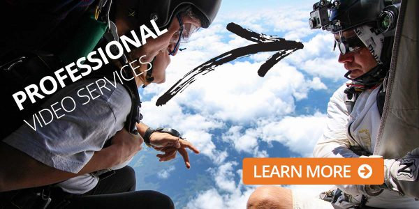 Video Services at Skydive Orange