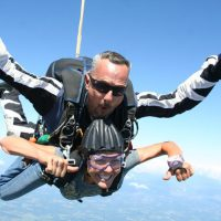 Skydiving Freefall: What To Expect | Skydive Orange