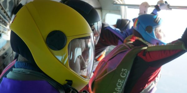 experienced jumpers enjoy skydiving as a sport