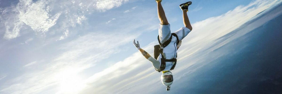 Skydiving Exits: Can I do Backflips and Spins? | Skydive Orange