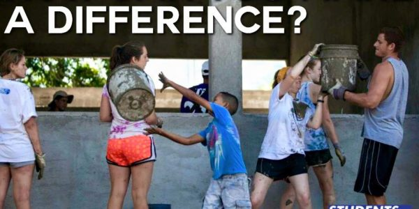 Students Helping Honduras Charity Event