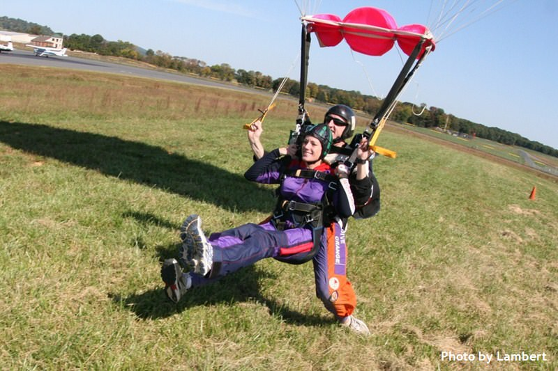 The Tech Behind Skydiving | Skydive Orange